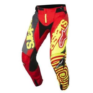 Techstar Venom Pants 18 (RED ANTHRACITE YEL)