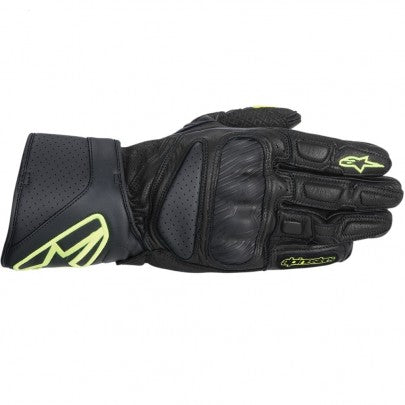 SP-8 Gloves BLK/FLO