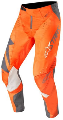 TECHSTAR FACTORY 19 PANTS (ANTHRACITE ORANGE FLUO)