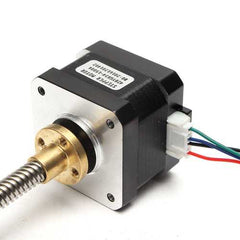 42 Stepper Motor Stroke 285MM Hold Torque 28N.cm With 300MM Screw For 3D Printer