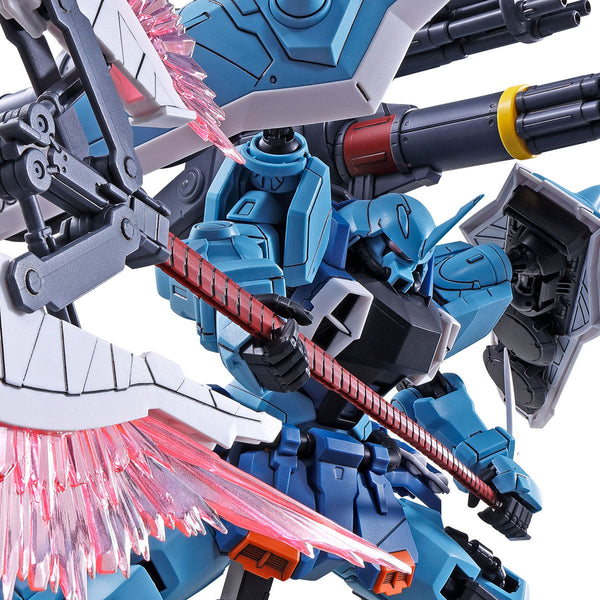 P-BANDAI: MG 1/100 YZAK JOULE'S SLASH ZAKU PHANTOM [REISSUE]