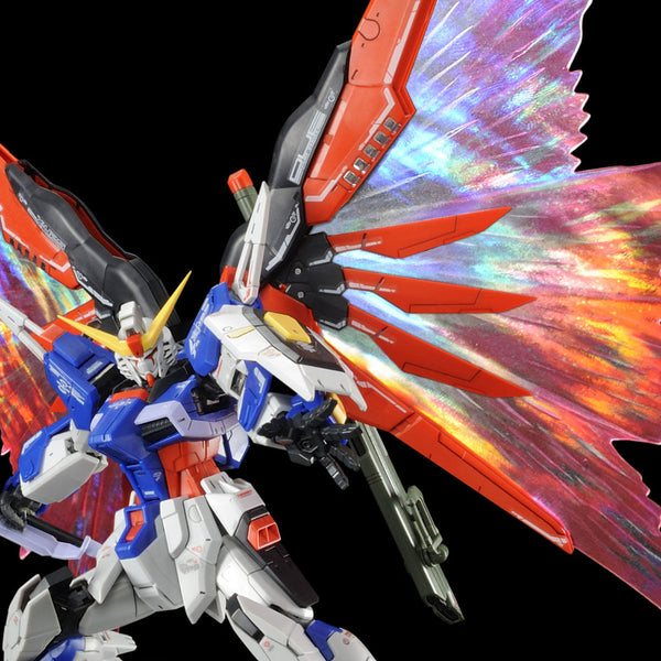 *Preorder* RG Destiny Gundam Wings of Light Effect Unit - P-Bandai 1/144 - Udgives slut juni - Modtages juli - gundam-store.dk