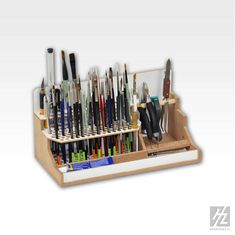HobbyZone OM07A - Brushes and Tools Module - Pensel og Værktøjsmodul