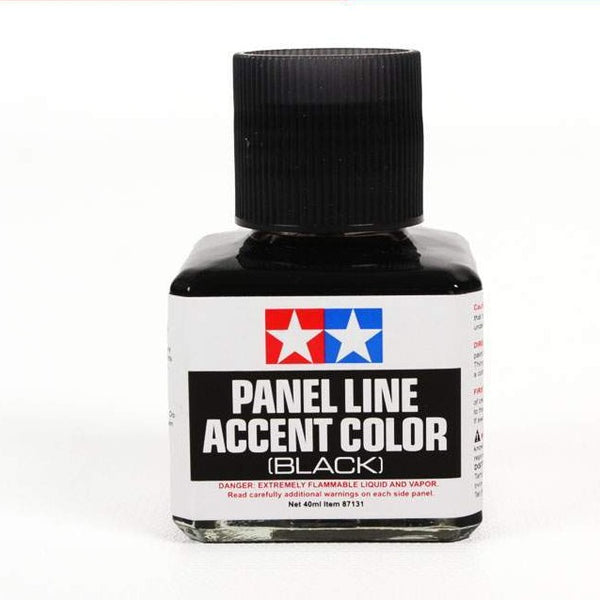 Tamiya - Panel Line Accent Color Black (40ml)