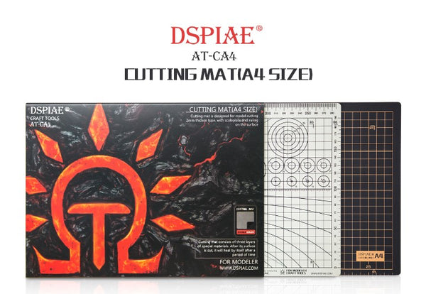 Dspiae AT-CA4 Cutting Mat A4