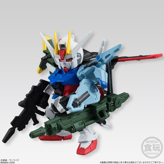 Gundam Converge - Core Perfect Strike Gundam - P-Bandai Limited