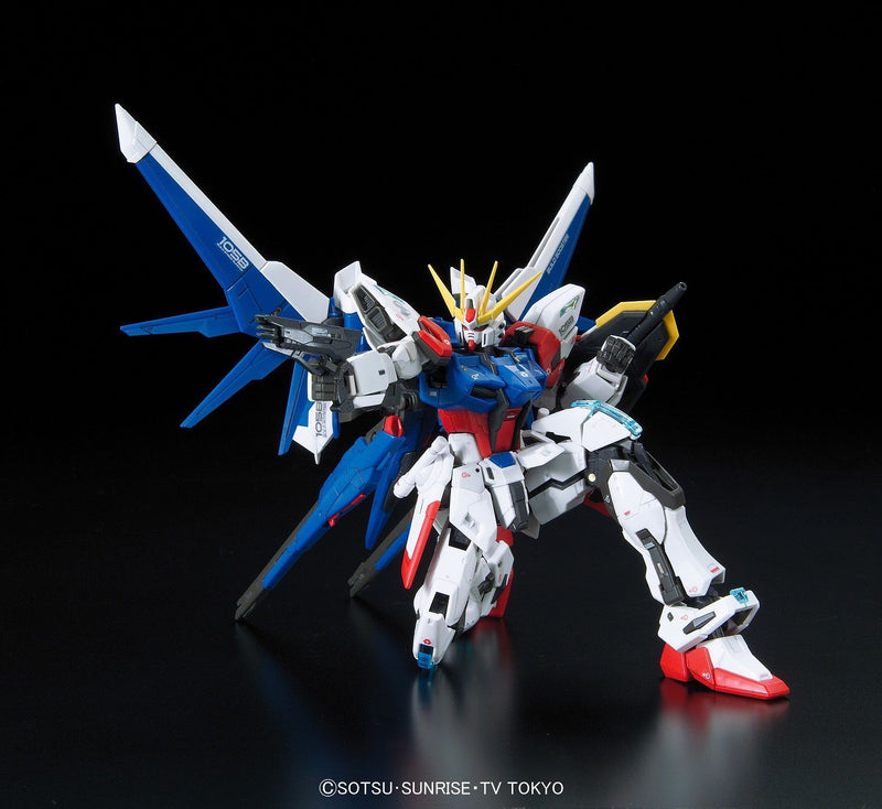 RG Gundam GAT-X105B / FP Build Strike Full Package 1/144 - gundam-store.dk