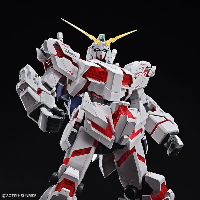Mega Size Gundam - Unicorn (Destroy Mode) 1/48