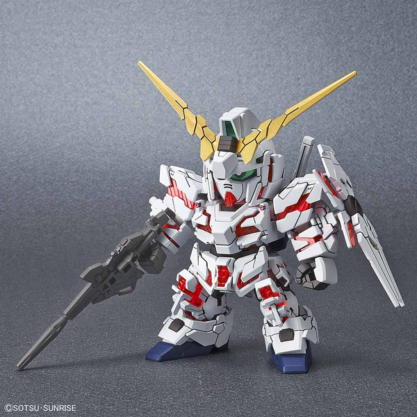 SD Gundam Cross Silhouette - Unicorn (Destroy Mode) - gundam-store.dk