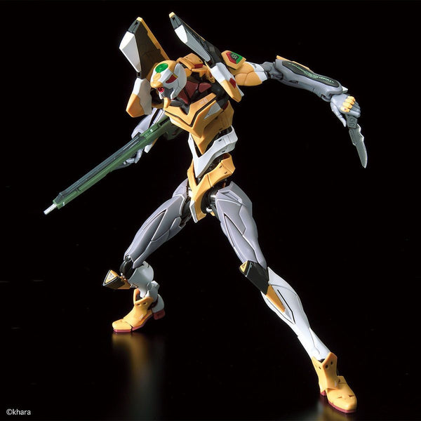 RG Evangelion ALL-PURPOSE HUMANOID DECISIVE BATTLE WEAPON ARTIFICIAL HUMAN EVANGELION PROTOTYPE UNIT-00
