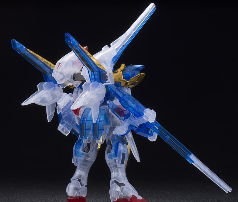 HG Gundam Victory Two Assault Buster (Clear Color & Plated Ver.) 1/144 Limited - gundam-store.dk