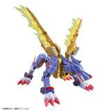 Digimon - Figure-Rise Standard Amplified - Metal Garurumon