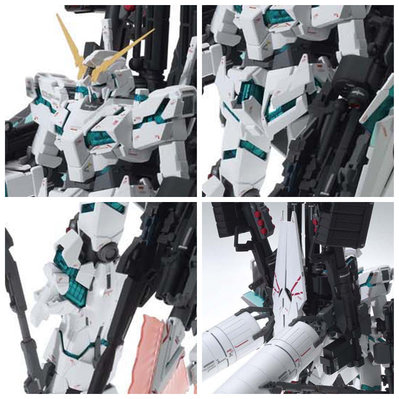MG Gundam Unicorn RX - Full Armor Unicorn Ver. Ka 1/100