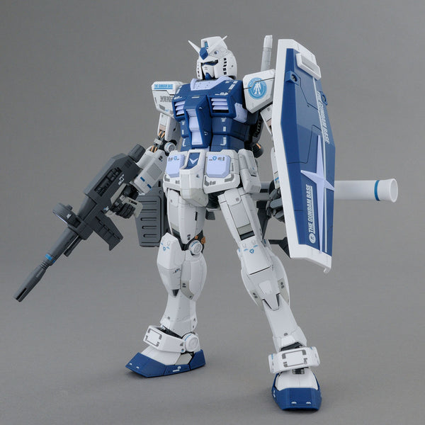 MG Gundam RX-78-2 GUNDAM VER. 3.0 GUNDAM BASE COLOR P-Bandai / Gundam Base 1/100