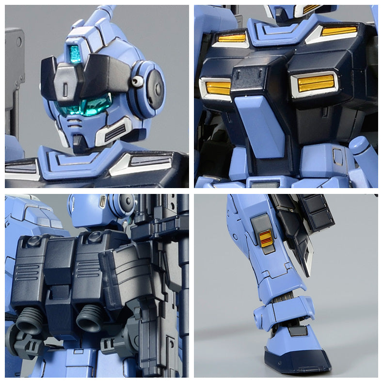 HG Gundam RX-80PR Pale Rider (Ground Heavy Equipment Type) - P-Bandai 1/144