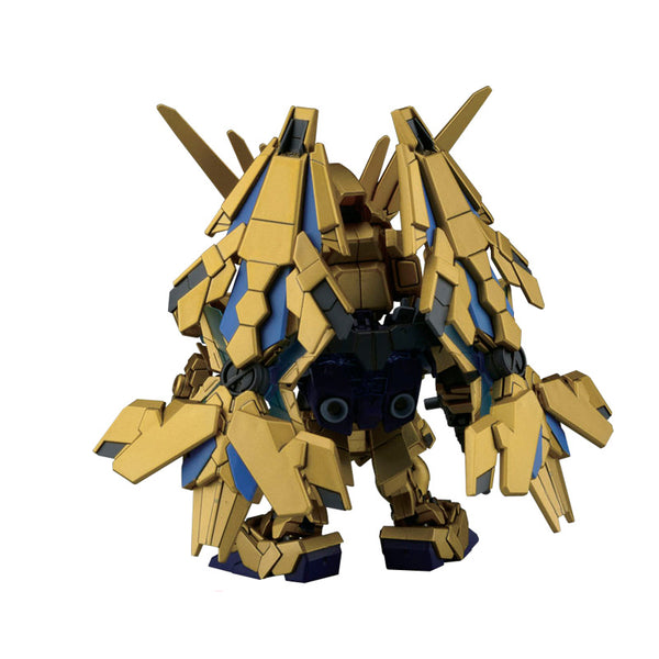 SD Gundam BB Senshi Unicorn Gundam 03 Phenex