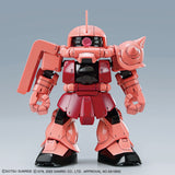 SD Gundam Cross Silhouette Hello Kitty/Char's Zaku II