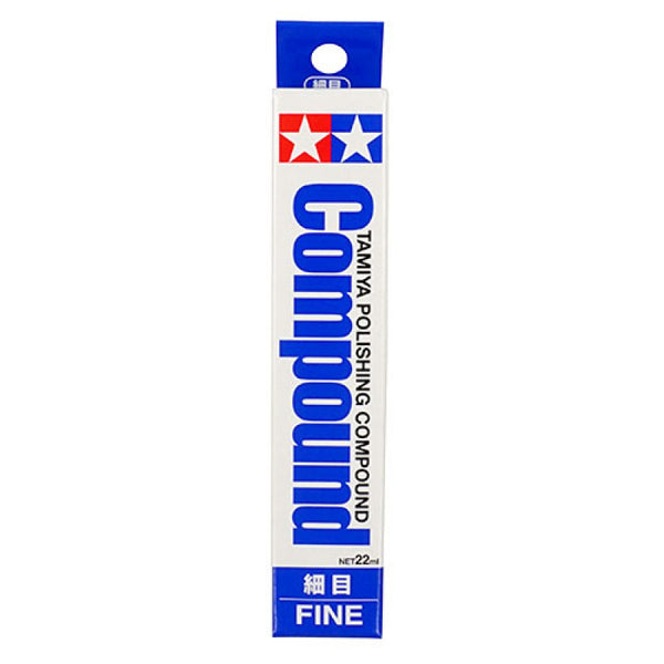 Tamiya - Polishing Compound Fine 22ml