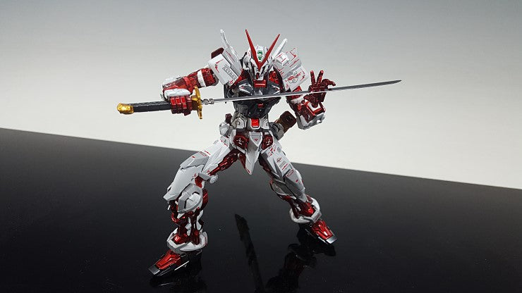RG ASTRAY RED FRAME WATER DECAL - gundam-store.dk