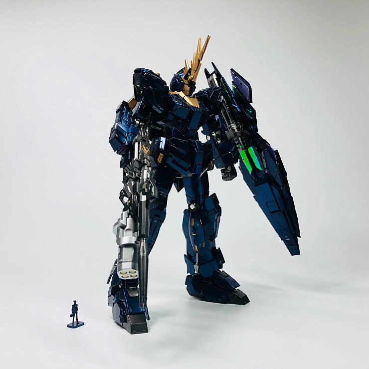 RG BANSHEE [Last Battle Ver.] HOLO WATER DECAL - gundam-store.dk