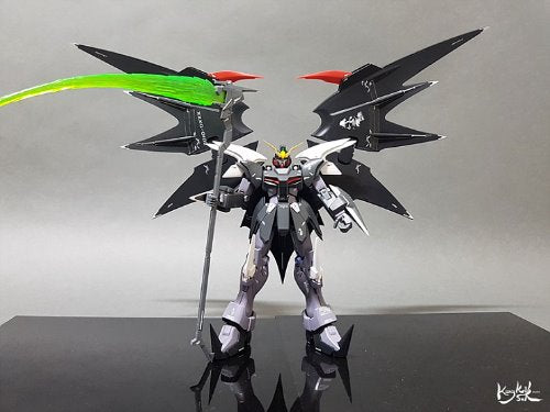 MG XXXG-01D2 DEATHSCYTHE HELL WATER DECAL - gundam-store.dk