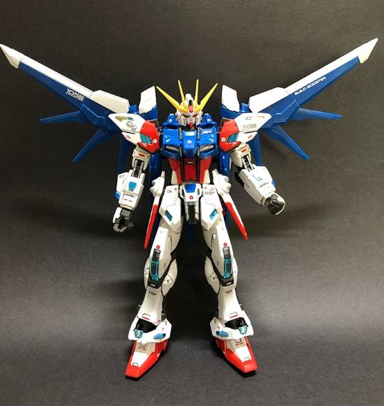 RG Build Strike Full Package WATER DECAL - gundam-store.dk