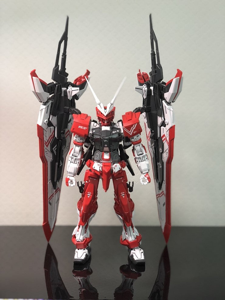MG ASTRAY TURN RED WATER DECAL - gundam-store.dk