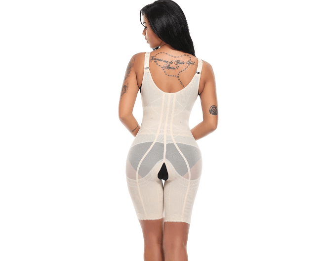 4-in-1 Amazing Full Body Shaper Corset - Very Goodeals