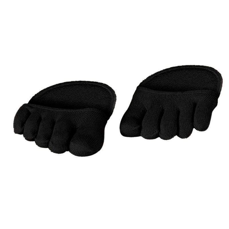 Invisible Forefoot Cushioned Cotton Socks - Very Goodeals