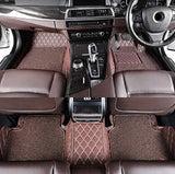7D Floor Mats Compatible With Toyota Innova Crysta
