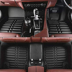 5D + Floor Mat Compatible With Volkswagen Vento