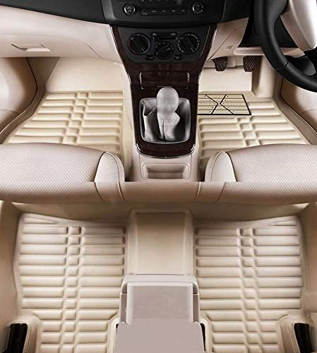 5D + Floor Mat Compatible With Maruti Suzuki Ertiga (2018-2020)