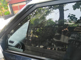 Side Window Non-Magnetic Sun Shades Compatible with Maruti Wagon R (2006-2010)