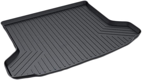 Rear Tray Trunk or Boot Mat Compatible With Hyundai Elite i20