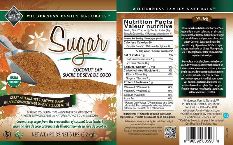 Coconut Sugar 454g