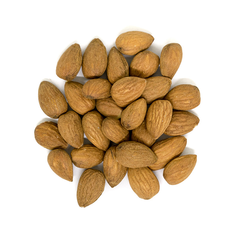 ALMONDS ORGANIC UNBLANCHED 200G