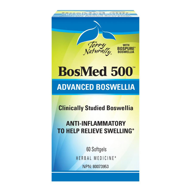 BOSMED 500 60 SOFTGELS