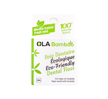 ECO FRENDLY DENTAL FLOSS