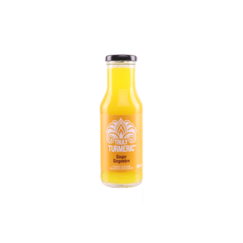 TRULY TURMERIC GINGER JUICE 300ML