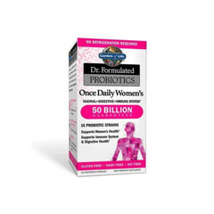 PROBIOTIC WOMENS 50 BILLION 30 CAPSULES