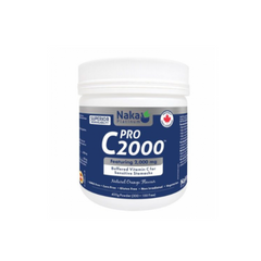 PRO BUFFERED VITAMIN C 2000 MG 400 G POWDER
