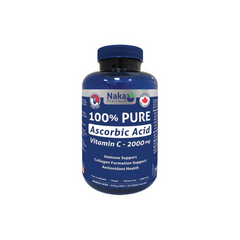 Platinum 100% PURE Absorbic Acid Vitamin C2000 - 450g Powder