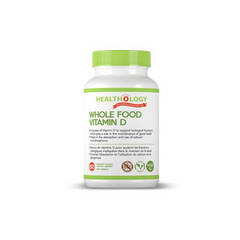Whole Food Vitamin D 1000iu 60'S