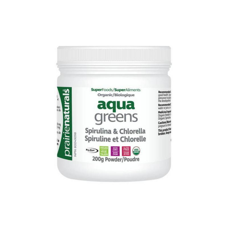 AQUAGREENS POWDER 200G
