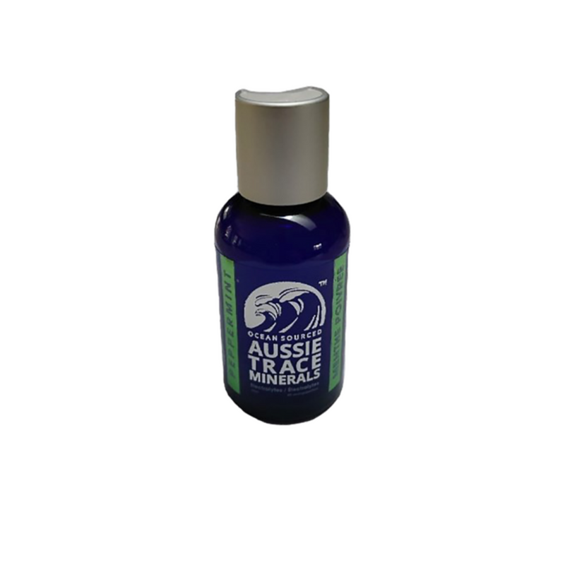 AUSSIE TRACE MINERALS PEPPERMINT - 60ML