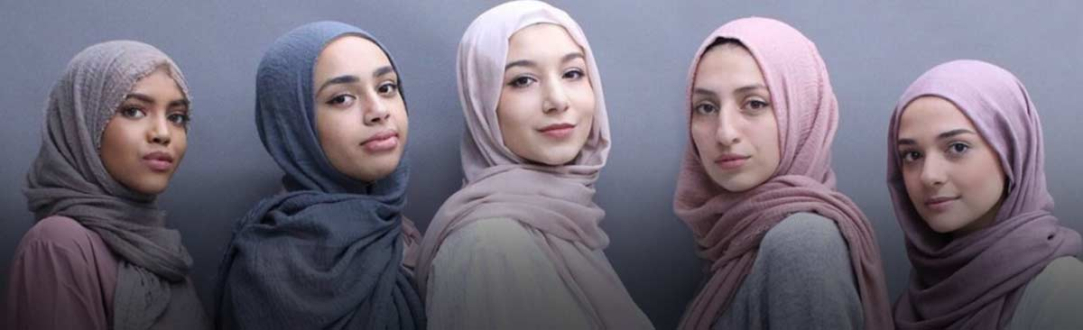 The Ultimate Hijab Colour Theory For All Skin Tones