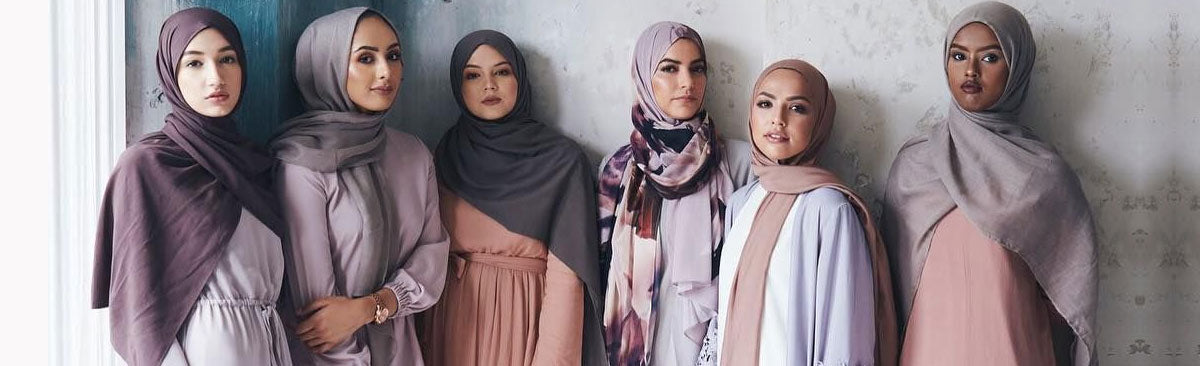 What Colour Trends Are In For Summer's Abaya Fashion 2020