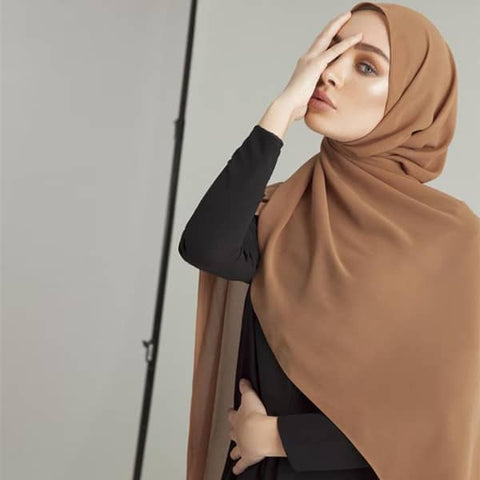 hijab without pin