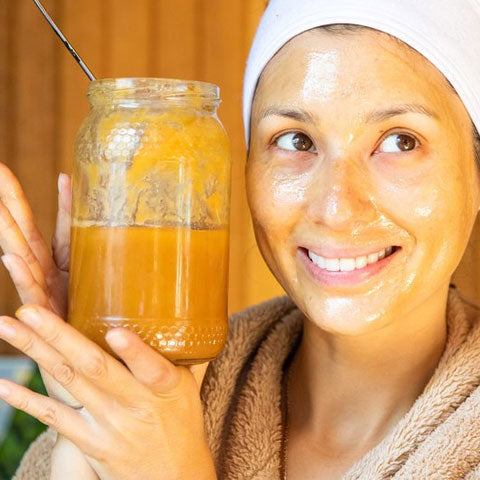 honey mask for everyone