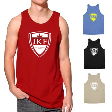 Just Keep Faith Tank Tops